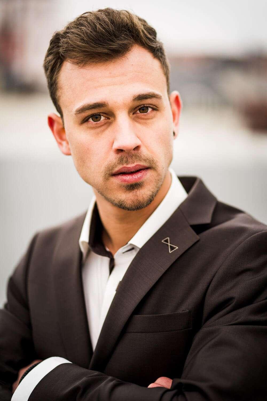 Pianist Marcel Jahn