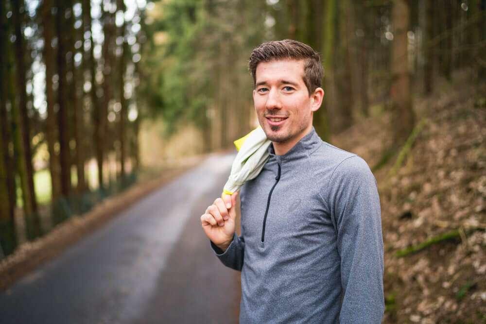 Marathonläufer – Julian Flügel