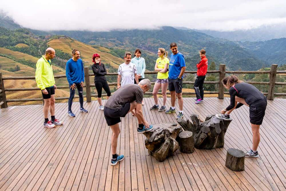 Mit Runnersworld durch China