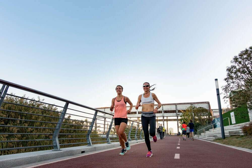 Mit Runnersworld durch China