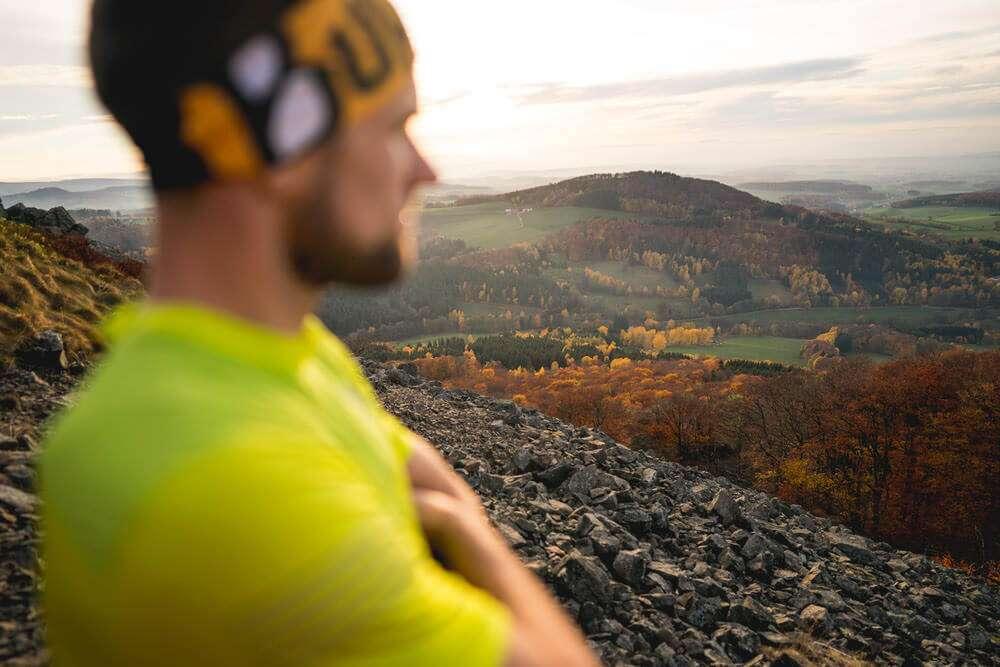 Trailrunner Roman - Stefan Franke Fotografie