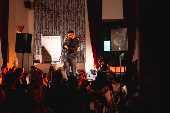 Poetry Slam 63 Cafe Ideal Fulda 011