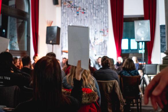 Poetry Slam 63 Cafe Ideal Fulda 014