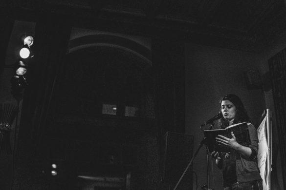 Poetry Slam 63 Cafe Ideal Fulda 016