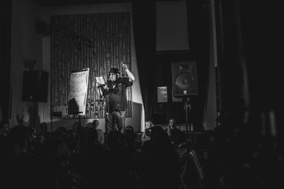Poetry Slam 63 Cafe Ideal Fulda 020