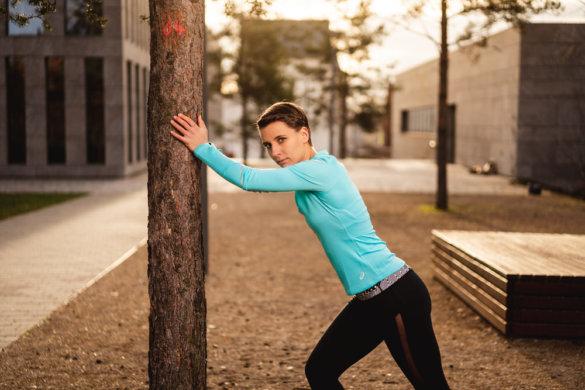 Runner Girl 009