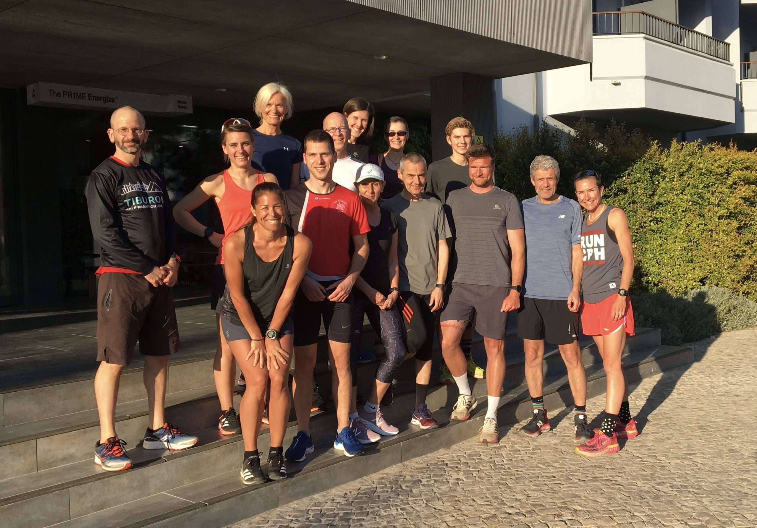 Opel Running Camp 2020 Monte Gordo 57