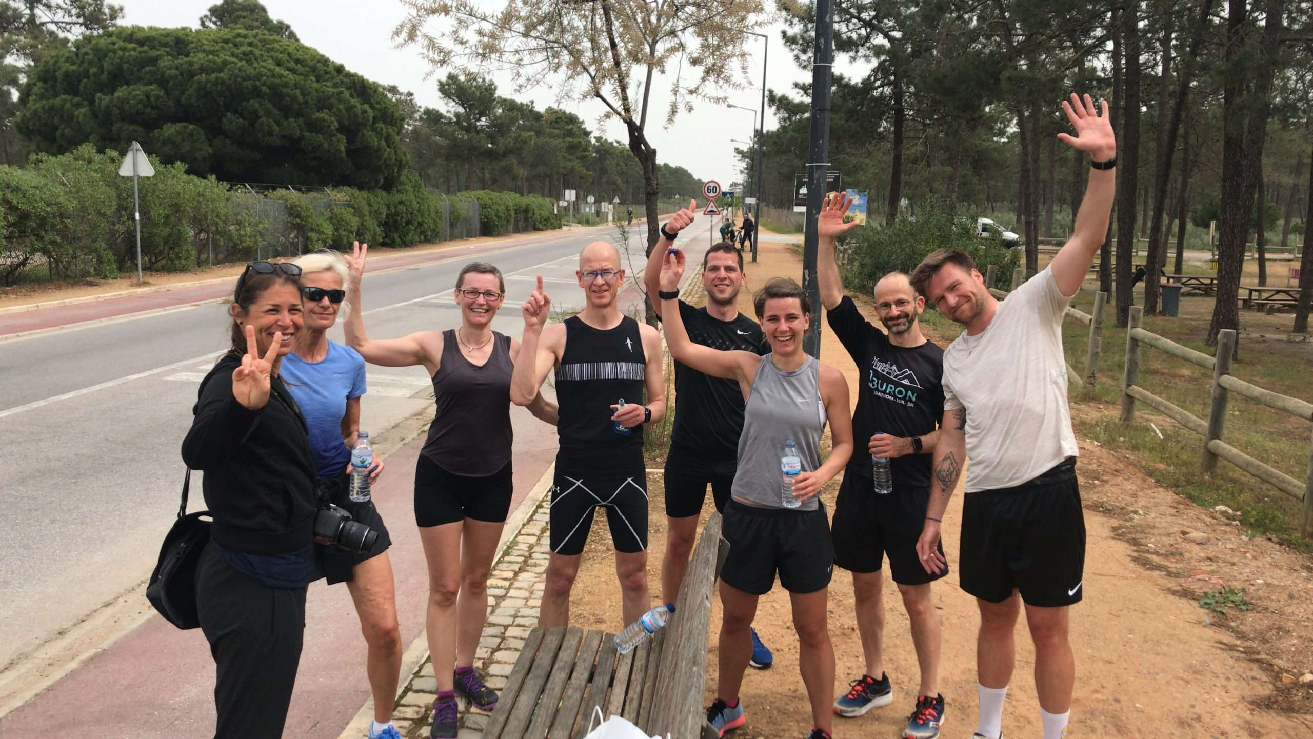 Opel Running Camp 2020 Monte Gordo 61