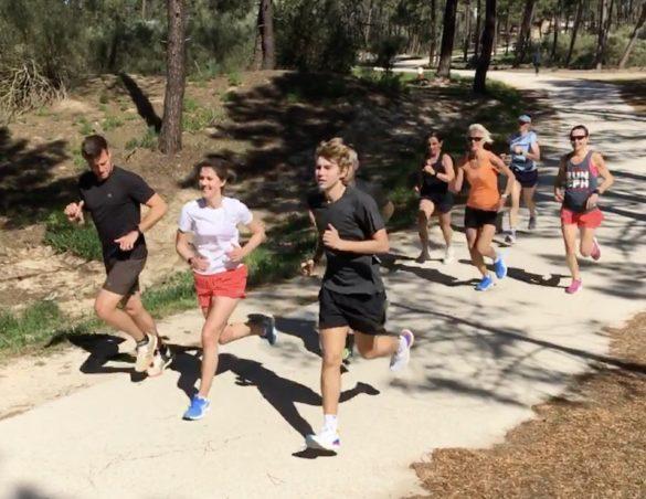 Opel Running Camp 2020 Monte Gordo 72