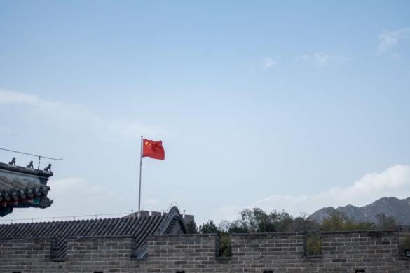 laufen auf der chinesischen mauer 003