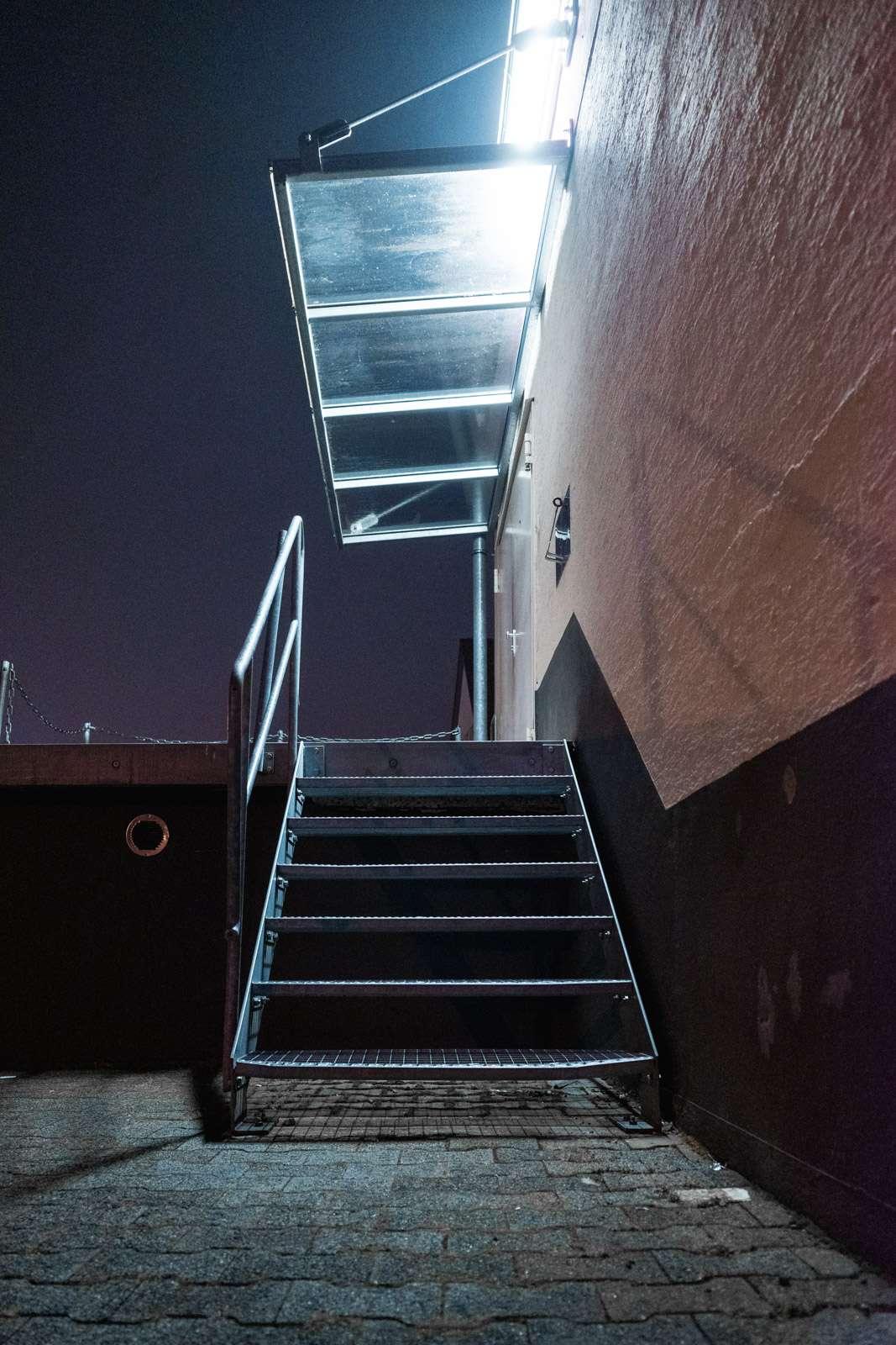 Treppe - Ricoh GR3