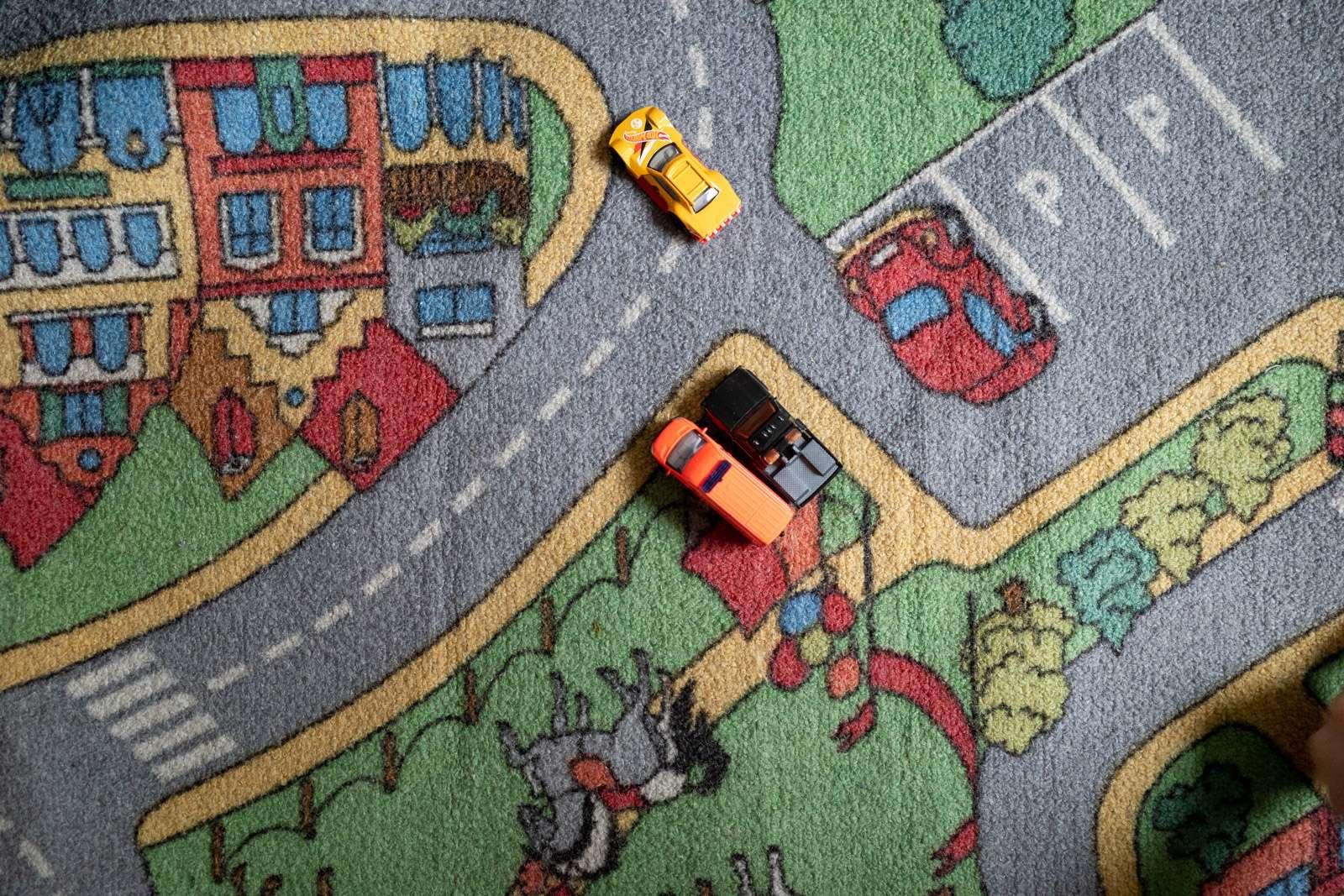 Spieleteppich für Kinder