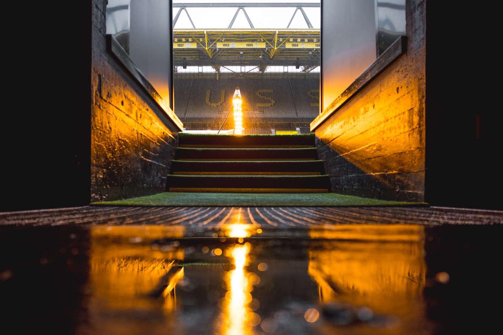 Stadion Fütze in Dortmund