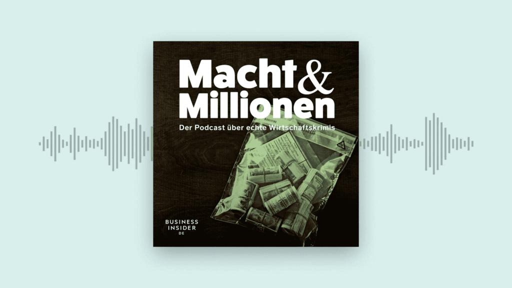 macht und millionen podcast tipp