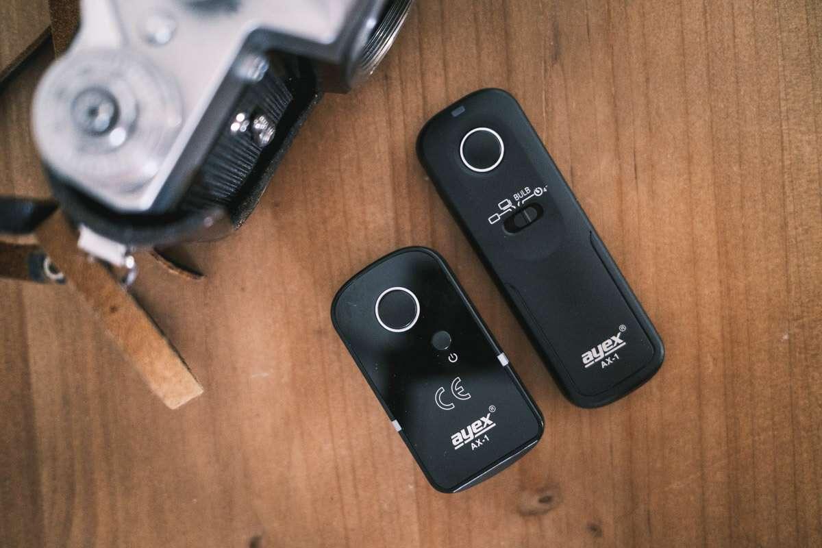 kamera fernauslöser ayex ax1
